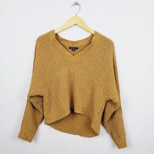 🆕️ American Eagle Super Soft Vneck Crop Sweater